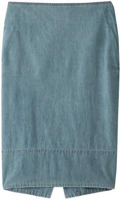 MADISONBLUE (マディソンブルー) - マディソンブルー ソフィータイトロングデニムスカート