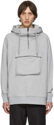 Burberry Grey Archford MJ Wear Hoodie