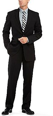 JCPenney JF J.Ferrar® Men's Black Slim-Fit Suit Separates