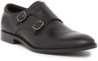 Gordon Rush Aston Cap Toe Double Monkstrap Loafer