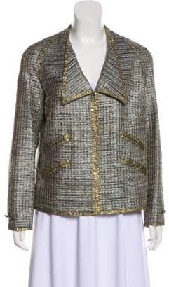 Chanel Lesage Lamé Jacket