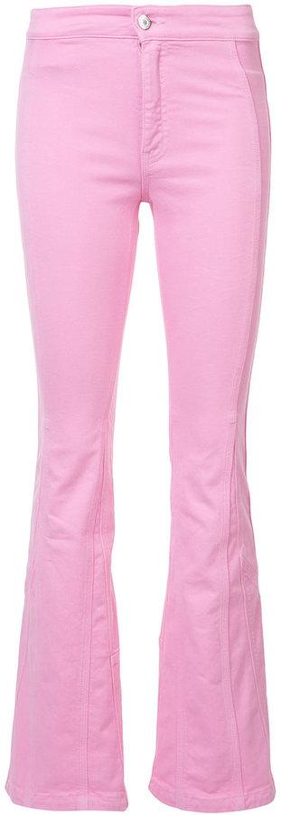 GivenchyGivenchy flared jeans