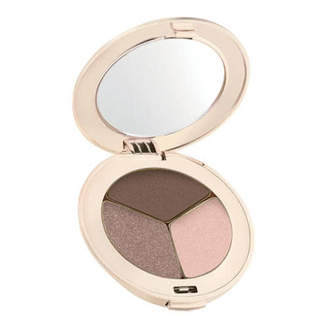 Jane Iredale PurePressed Eye Shadows: Triple - Brown Sugar: shimmer
