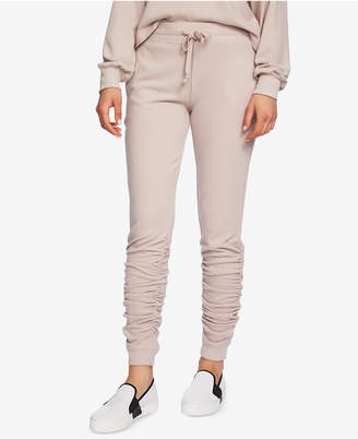 1 STATE 1.state Ruched Jogger Pants