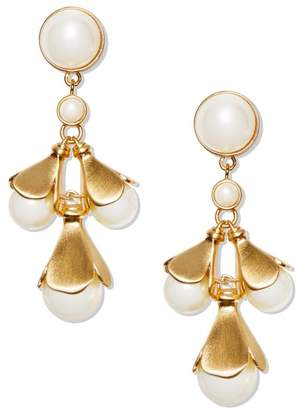 Tory Burch BELLFLOWER EARRING