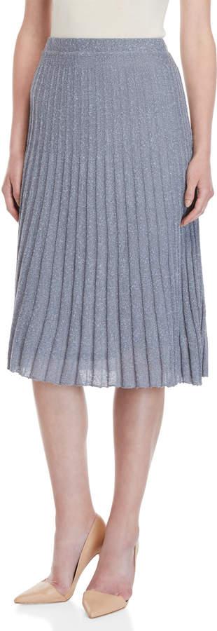 Nic + Zoe Petite Fluid Knit Skirt