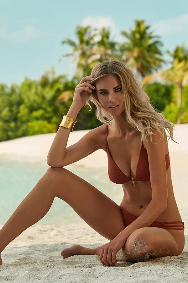 Cinnamon Bralette Bikini