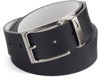 Nike Big & Tall Reversible Leather Golf Belt