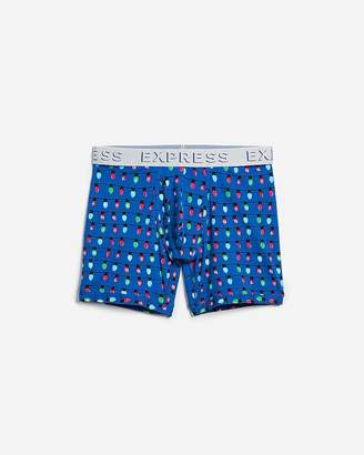 Express Get Lit Christmas Lights Boxer Briefs