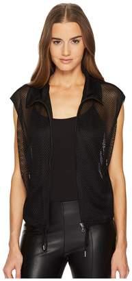 Sportmax Leandra Mesh Top Women's Clothing