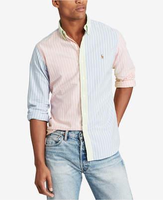 Polo Ralph Lauren Men Big & Tall Classic Fit Cotton Oxford Shirt