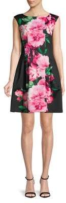 Vince Camuto Floral Sheath Dress