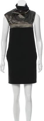 Paco Rabanne Asymmetrical Mini Dress