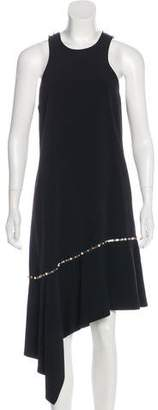 Jonathan Simkhai Embellished Asymmetrical Dress w/ Tags