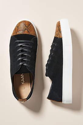Anthropologie Kanaas Croatina Low-Top Sneakers