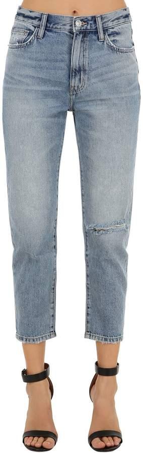 Current Elliott The Vintage Cropped Slim Denim Jeans