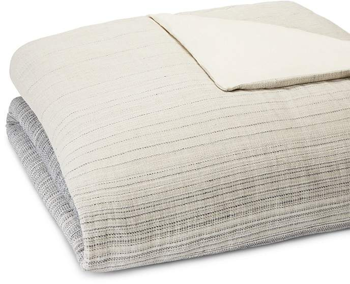 Oake Ombré Stripe Duvet Cover, King - 100% Exclusive