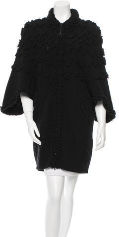 3.1 Phillip Lim3.1 Phillip Lim Wool Textured Coat