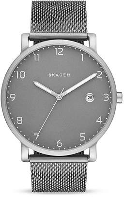 Skagen Hagen Titanium Chronograph Watch, 40mm $195 thestylecure.com