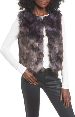 BB Dakota Foxy Lady Faux Fur Vest