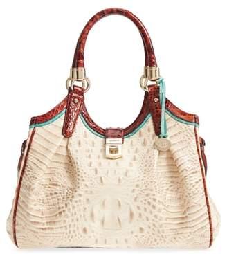 Brahmin Elisa Leather Shoulder Bag