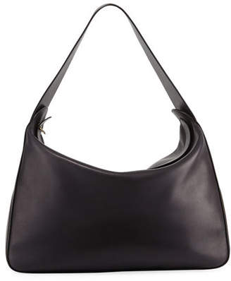 The Row New Leather Hobo Bag