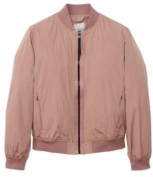 Mango man MANGO MAN Nylon bomber jacket