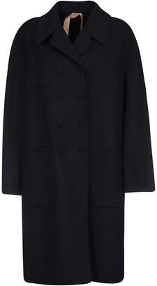 N°21 N.21 Boxy Double Breasted Coat