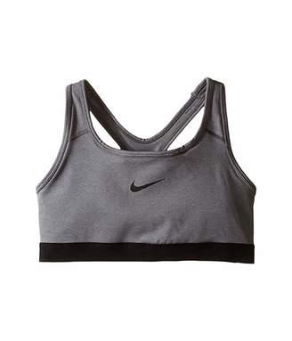 Nike Pro Medium Support Sports Bra (Little Kids/Big Kids)