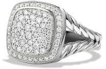David Yurman Albion Ring with Diamonds $900 thestylecure.com