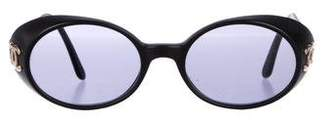 Chanel CC Sunglasses