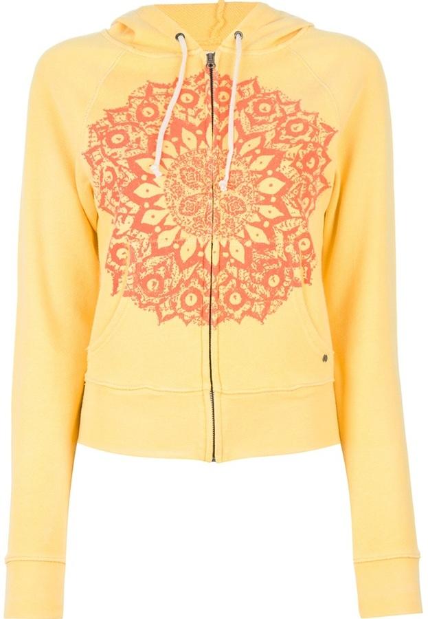 Ralph Lauren Denim & Supply zip fastening hoodie