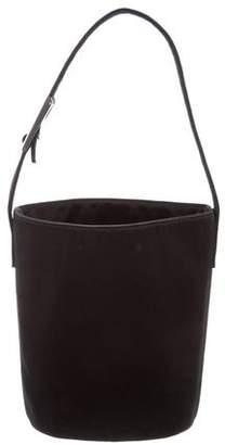 Miu Miu Satin Bucket Bag