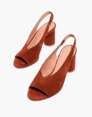 Madewell The Alana Slingback Sandal