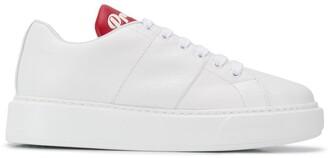 Prada low-top logo sneakers