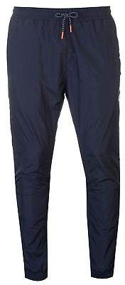 Soul Cal SoulCal Mens Deluxe Shell Jogging Bottoms Poly Tracksuit Trousers Pants