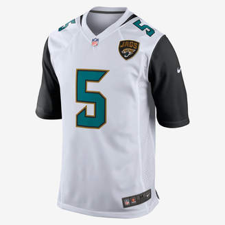 Nike NFL Jacksonville Jaguars Game Jersey (Blake Bortles)Men's Football Jersey