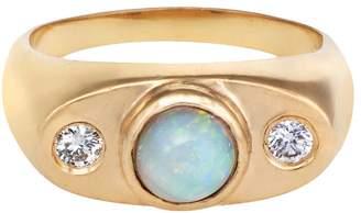 Larisa Laivins Augusta Opal Ring