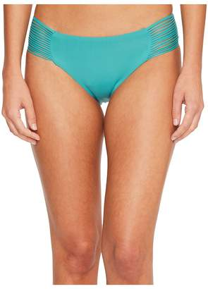 Isabella Rose Beach Solids Maui Bikini Bottom Women's Swimwear