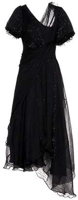 Preen by Thornton Bregazzi Moira silk-chiffon dress