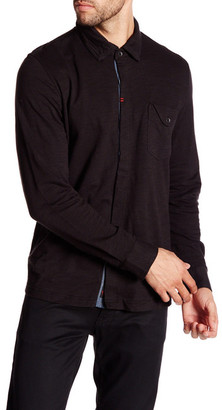 Robert Graham Observatory Knit Shirt $178 thestylecure.com