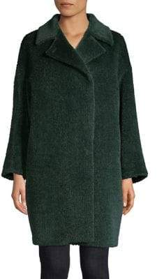 Max Mara Gino Notch Lapel Coat