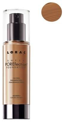 LORAC Sheer POREfection(R) Foundation - Tan