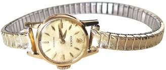 Rolex Yellow gold watch