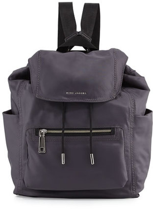 Marc Jacobs Easy Baby Backpack/Diaper Bag, Gray $350 thestylecure.com
