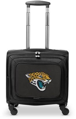 Denco Sports Luggage Jacksonville Jaguars 16-in. Laptop Wheeled Business Case