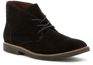 Walk-Over Wallen Black Suede Chukka Boot