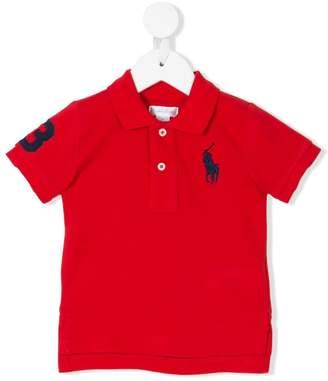 Ralph Lauren embroidered logo polo shrit