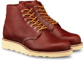Red Wing Shoes 6-Inch Round Toe Boot