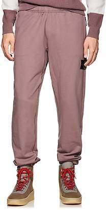Barneys New York Stone Island XO Men's Cotton Fleece Jogger Pants